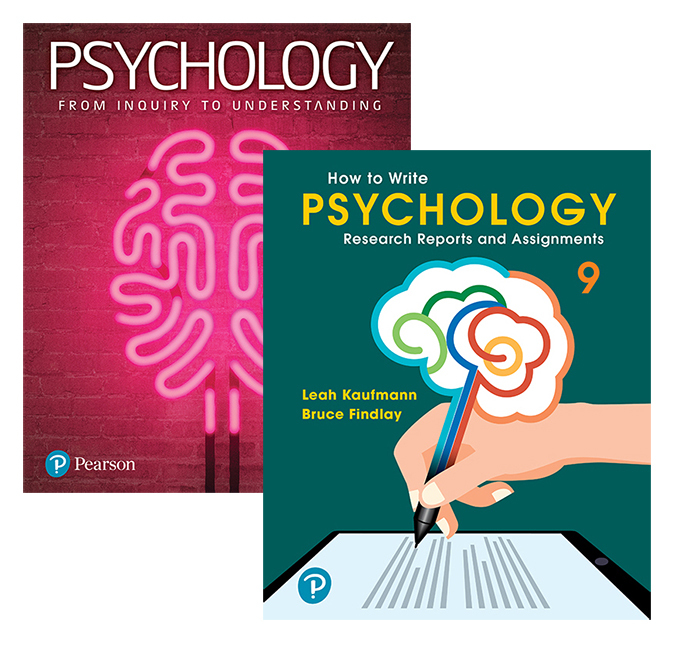 Psychology: From Inquiry to Understanding + How to Write Psychology Research Reports and Assignments, 3rd Edition