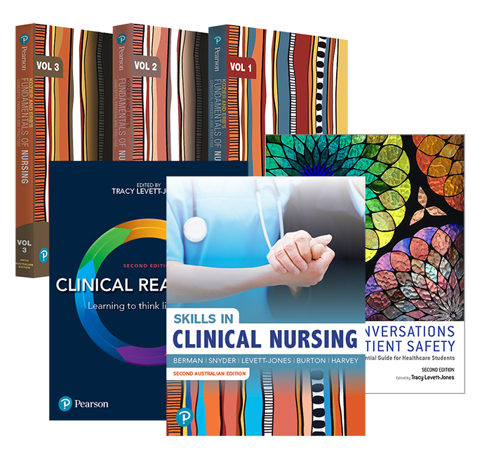 Kozier and Erb's Fundamentals of Nursing, Volumes 1-3 + Skills in Clinical Nursing + Clinical Reasoning + Critical Conversations for Patient Safety: An Essential Guide for Healthcare Students, 5th Edition