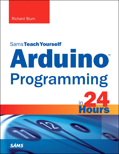 Sams teach yourself arduino programming in hours st