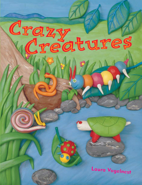 Rigby Literacy Early Level 4: Crazy Creatures (Reading Level 13/F&P Level H)