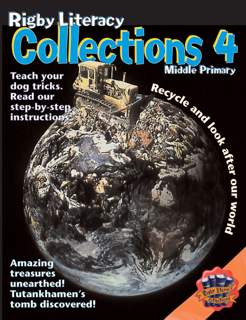 Rigby Literacy Collections Level 4 Phase 4 Anthology