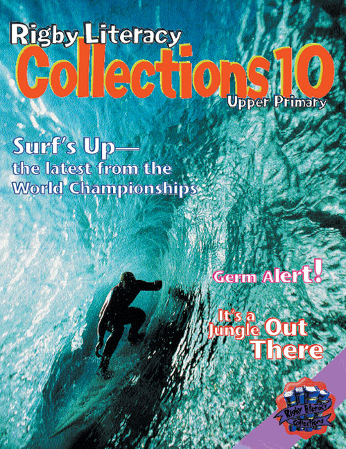 Rigby Literacy Collections Level 6 Phase 10 Anthology