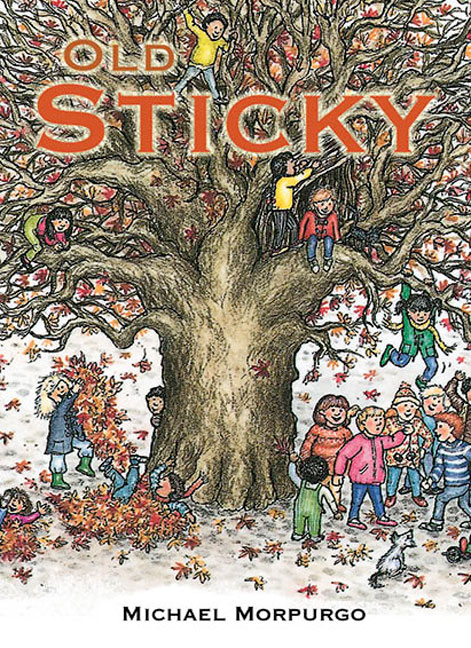 Rigby Literacy Collections Take-Home Library Upper Primary: Old Sticky (Reading Level 29-30/F&P Levels T-U) - Image