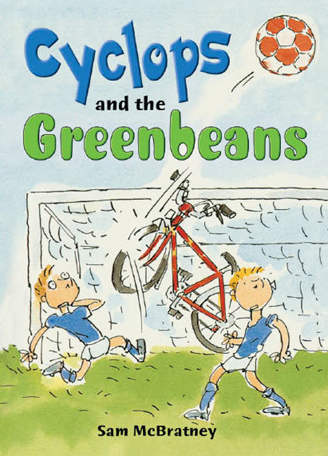 Rigby Literacy Collections Take-Home Library Upper Primary: Cyclops and the Greenbeans (Reading Level 30+/F&P Level V-Z) - Image