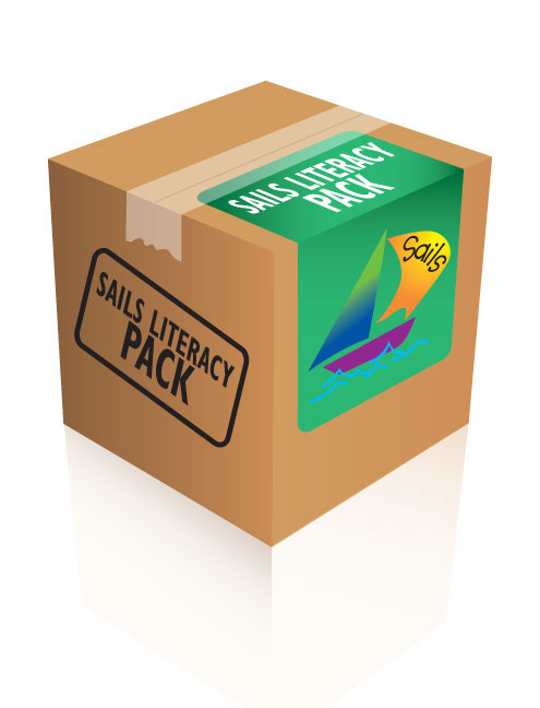 Sails Additional Fluency - Turquoise Multi Pack