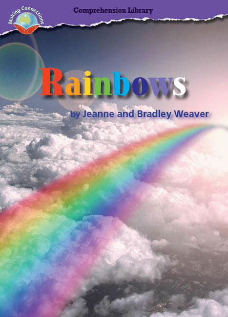 Making Connections Comprehension Library Grade 5: Rainbows
