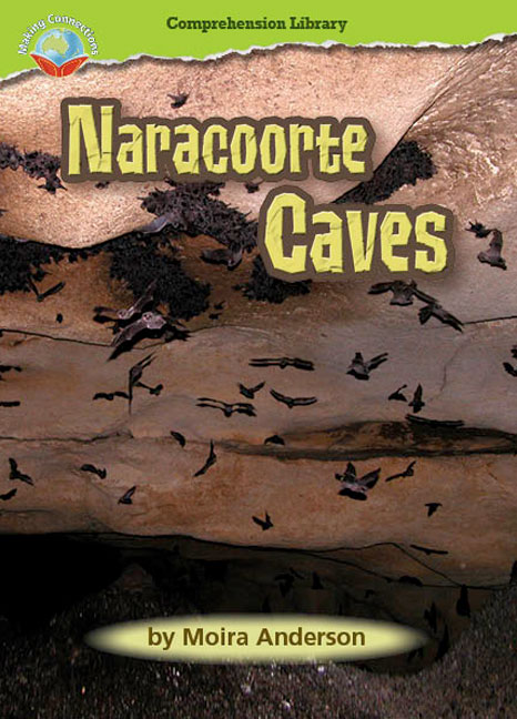 Making Connections Comprehension Library Grade 2: Naracoorte Caves (Reading Level 21/F&P Level L)