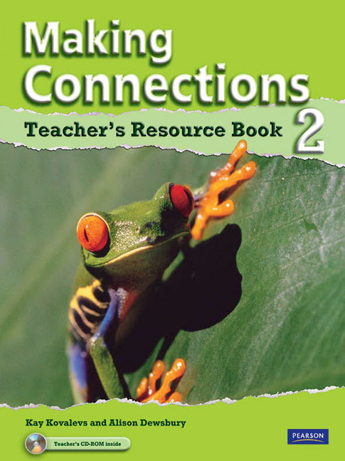 Making Connections Teacher's Resource Book 2 and CD-ROM