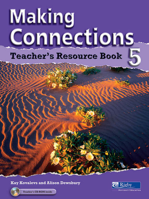 Making Connections Teacher's Resource Book 5 and CD-ROM