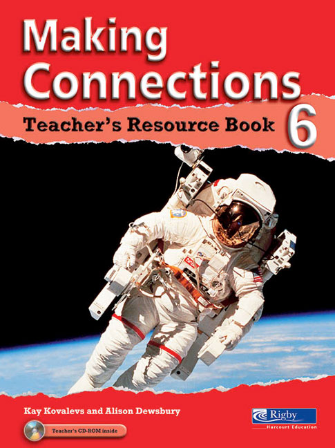 Making Connections Teacher's Resource Book 6 and CD-ROM - Image