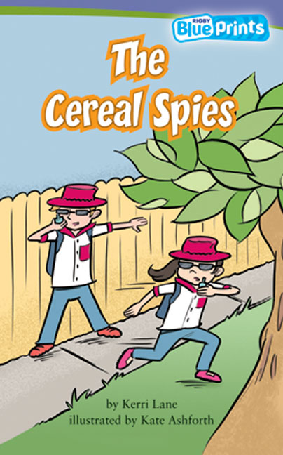 Blueprints Middle Primary B Unit 2: The Cereal Spies