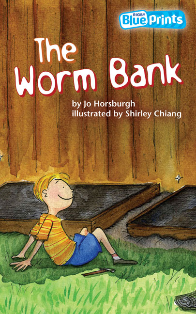 Blueprints Middle Primary B Unit 2: The Worm Bank