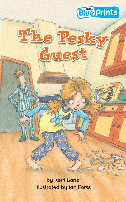 Blueprints Middle Primary B Unit 4: The Pesky Guest