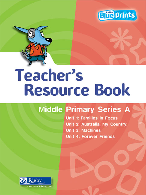 Blueprints Middle Primary A: Teacher's Resource Book - Image