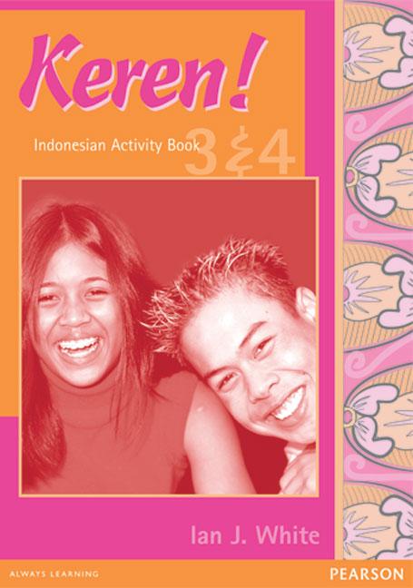 Keren! 3 & 4 Activity Book