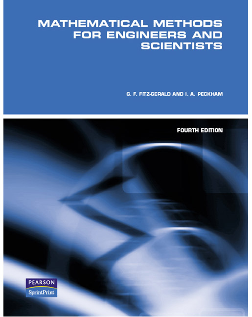 Mathematical Methods For Engineers And Scientists Pearson Original