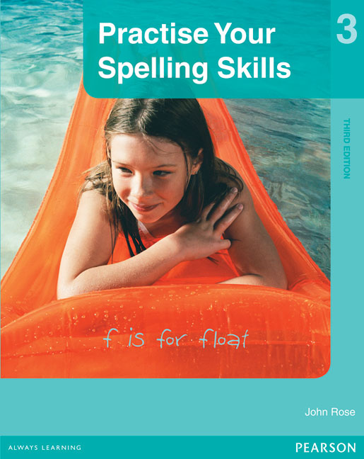 Practise Your Spelling Skills 3 - Image
