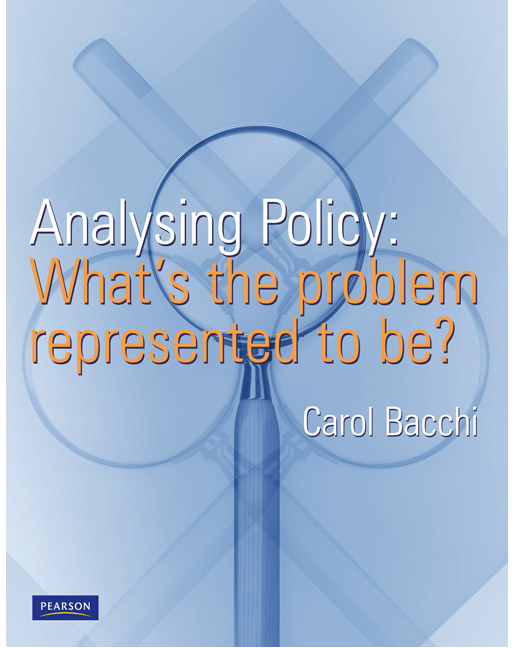 Analysing Policy: What's the problem represented to be? - Image