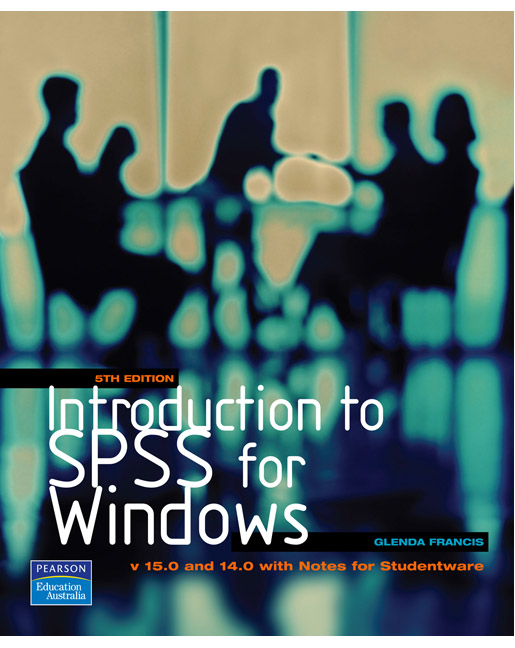 Introduction to SPSS for Windows: v. 15.0 and 14.0 with Notes for Studentware - Image