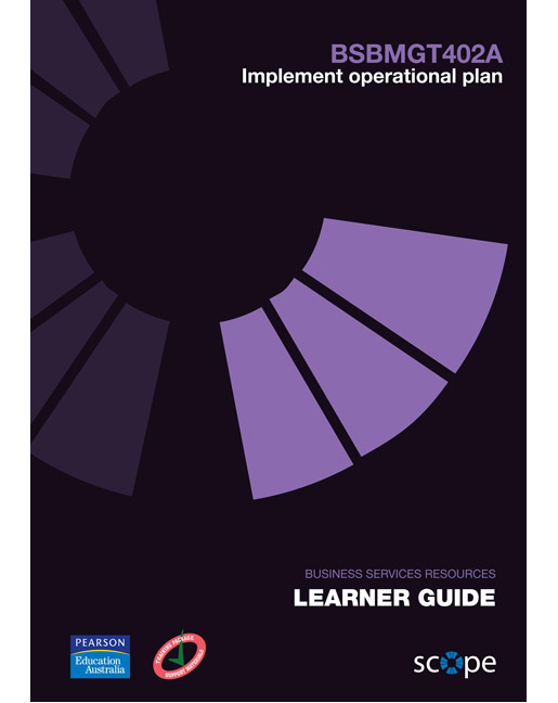 implement operational plan Get the latest bsbmgt402 implement operational plan learning resources and assessment tools from one of australia's leading resource providers invest in the rto training resources you need.