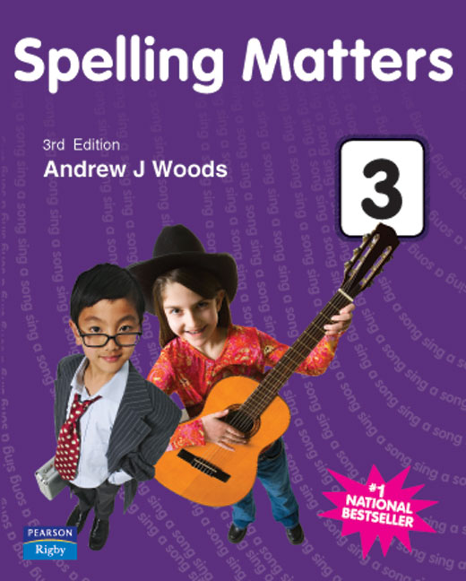 Spelling Matters Book 3 - Image