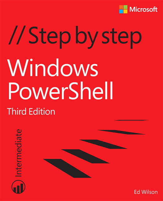 Windows powershell step by step 3rd wilson buy online at pearson fandeluxe Image collections
