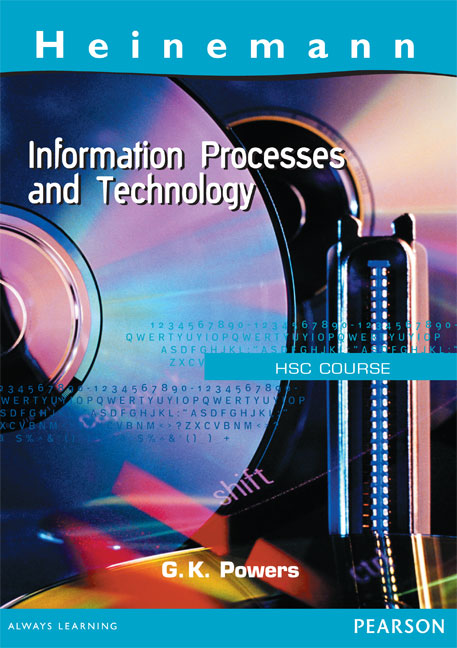 Heinemann Information Processes and Technology HSC Course