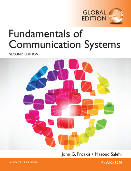 Fundamentals of communication systems global edition 2nd proakis pearson 9781292015682 9781292015682 fundamentals of communication systems global edition fandeluxe Image collections