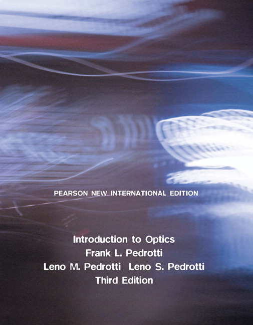 Introduction to optics pearson new international edition 3rd pearson 9781292022567 9781292022567 introduction to optics pearson new international edition fandeluxe Image collections