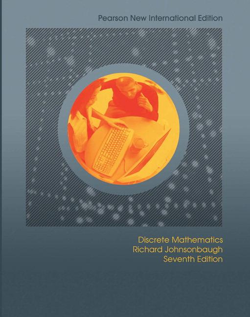 Discrete mathematics pearson new international edition 7th pearson 9781292022611 9781292022611 discrete mathematics pearson new international edition fandeluxe Image collections