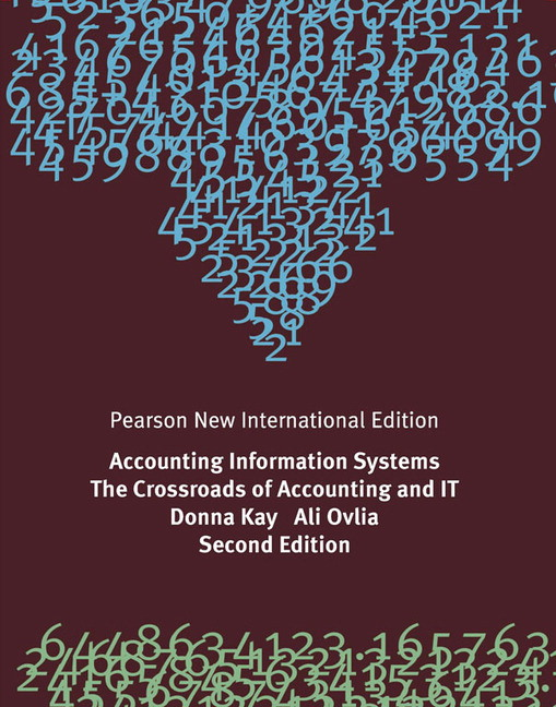 Pearson search results with category accounting information systems pearson new international edition 2e fandeluxe Choice Image