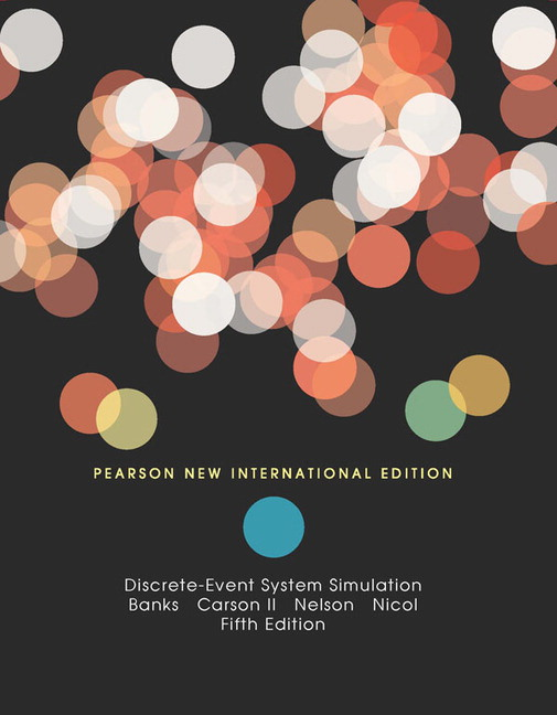 Discrete event system simulation pearson new international edition pearson 9781292024370 9781292024370 discrete event system simulation pearson new international edition fandeluxe Image collections