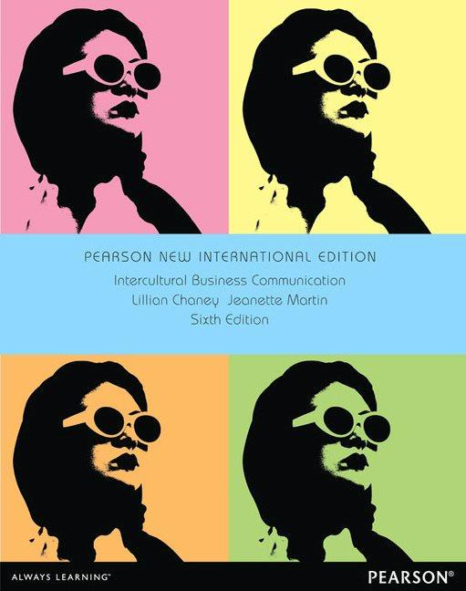 Intercultural Business Communication, Pearson New International Edition