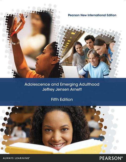 adolescence and emerging adulthood pdf