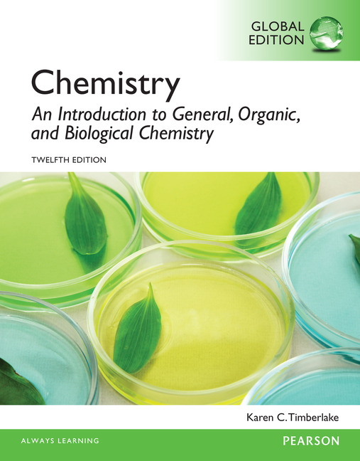 Chemistry an introduction to general organic and biological pearson 9781292061320 9781292061320 chemistry an introduction to general organic and biological chemistry global edition fandeluxe Choice Image