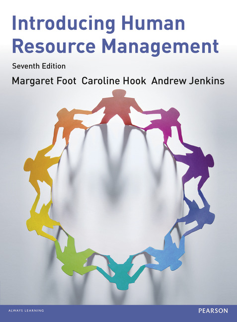 Introducing human resource management 7th hook caroline et al introducing human resource management 7th hook caroline et al buy online at pearson fandeluxe Image collections