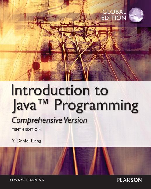 Introduction to java programming comprehensive version global pearson 9781292070025 9781292070025 introduction to java programming comprehensive version global edition ebook fandeluxe Gallery