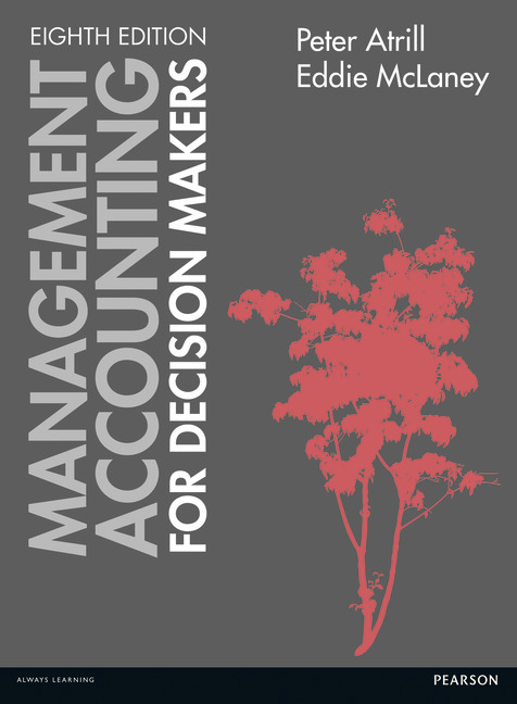 Management accounting for decision makers 8th atrill mclaney buy were you looking for the book with access to myaccountinglab this product is the book alone and does not come with access to myaccountinglab fandeluxe Gallery