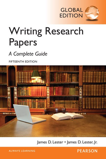A Guide For Writing Research Papers