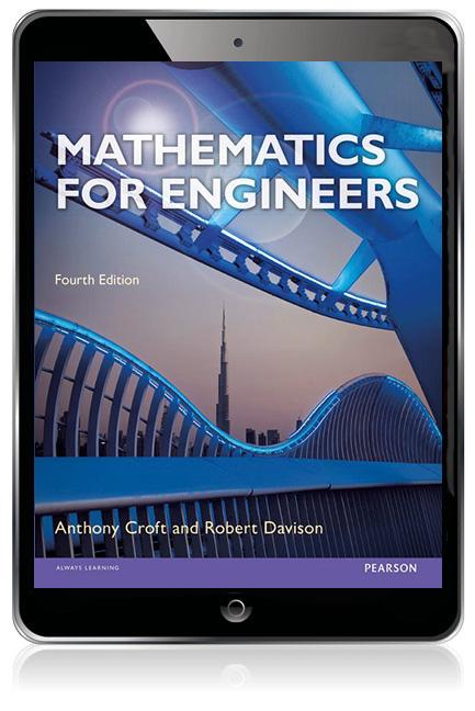 Mathematics for engineers ebook 4th croft tony davison robert pearson 9781292077758 9781292077758 mathematics for engineers ebook fandeluxe Gallery