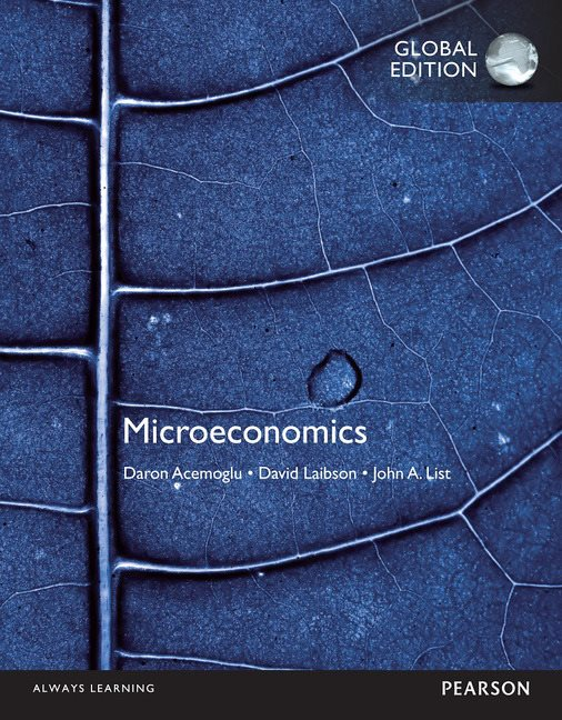 Microeconomics global edition 1st acemoglu daron et al buy for courses in principles of microeconomics fandeluxe Choice Image