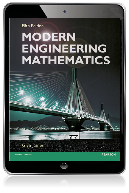 Modern engineering mathematics ebook 5th james glyn buy online modern engineering mathematics ebook 5th james glyn buy online at pearson fandeluxe Image collections
