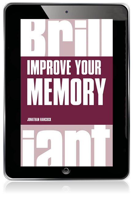 improve your memory ebook 1st hancock jonathan buy online at