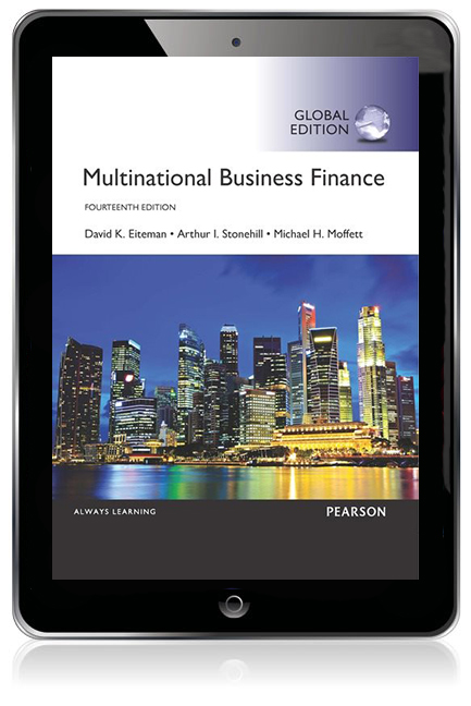 Multinational business finance complete test bank