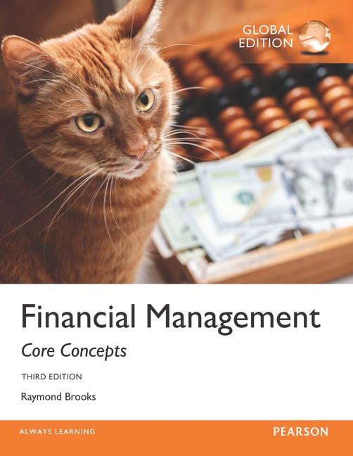 Financial Management: Core Concepts, Global Edition - Image