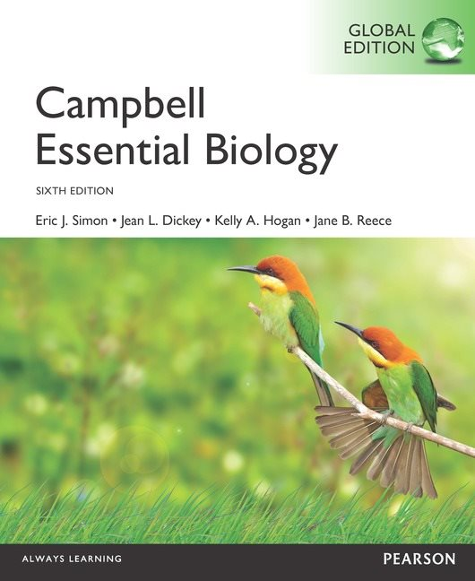 Campbell essential biology global edition 6th simon eric j et pearson 9781292102610 9781292102610 campbell essential biology global edition fandeluxe Choice Image