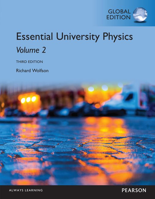 Afbeeldingsresultaat voor essential university physics volume 2