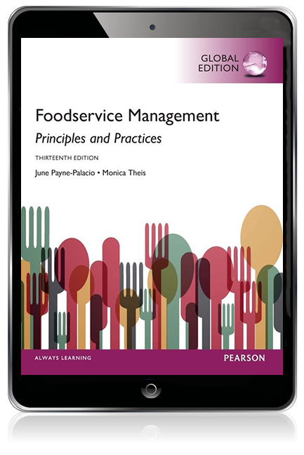 Foodservice Management: Principles and Practices, Global Edition eBook