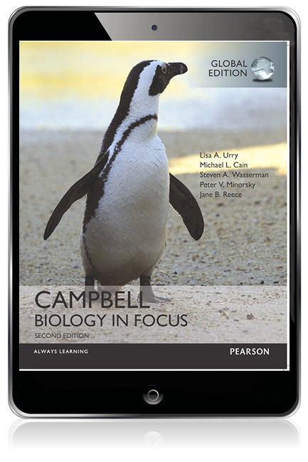 Campbell Biology in Focus, Global Edition eBook