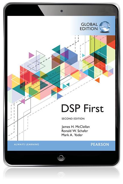 Digital Signal Processing First Global Edition Ebook 2nd